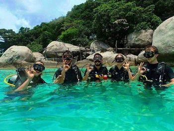 Diving on Samui for beginners